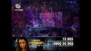 Music Idol 3 - Александра - We Will Rock You - Силно изпълнение на Александра Жекова,  но не достатъ