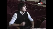 Сергей Лазарев - на театралната сцена