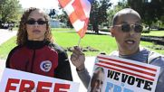 USA: Puerto Rican protesters call on Obama to release Oscar Lopez Rivera