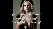 Avril Lavigne - Keep Holding On (Lyrics)