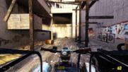 Half Life 2 Cinematic Mod 2013 Hard #04 Water Hazard