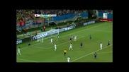 Мондиал 2014 - Япония 0:0 Гърция - Скучно реми!