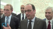 Tunisian President Accidentally Calls French President by Wrong Name at Anti-terror March