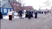 Как се разправя полицията в Русия с циганите?