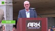Bible Based Theme Park with $100 Million Noah's Ark Replica Opens in Kentucky
