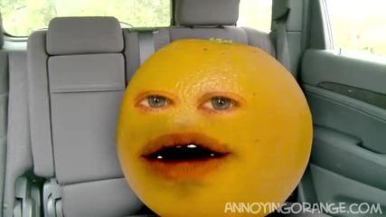 Orange After Dentist