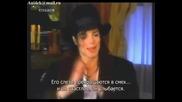 Майкъл Джексън интервю на Барбара Уолтър - 1997г. 2 ч. - превод