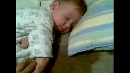 Сладкото Бебе Антоан Спинка