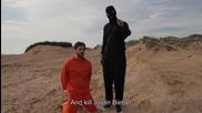 Ислямска държава заплашва да екзекутира заложник - Фал дубли .. Смях!!