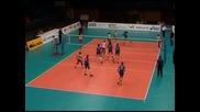 Волейбол - Блокада