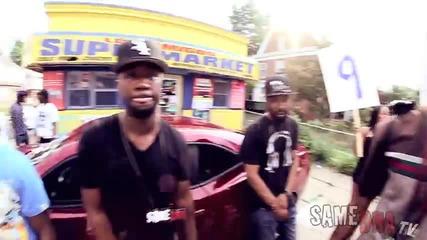 Skeem & Dark Vadda Ft Ace(samedna) - Don't Call My Phone Music Video_(480p)