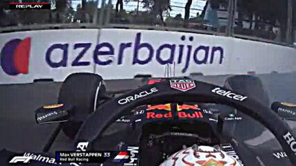 Формула 1 Гран При Азербайджан 2021 Година Акценти От Състезанието