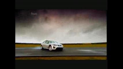 Vauxhall Vxr8 Срещу Opel Omega Lotus