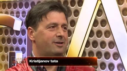 Kristijan Tasevski - Med i slatko grozdje (live) - ZG 2014 15 - 15.11.2014. EM 9.