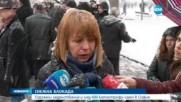 Над 100 снегорина почистват основните пътища в София