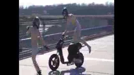 Scooter Stunts