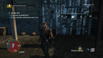 Assassin's Creed Rogue - 100% Sync [sequence 6 - Memory 1]