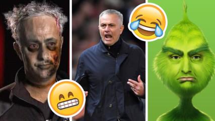 Моуриньо си тръгна от Юнайтед: Най-смешните meme-та след новината
