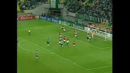 Sporting - Roma - 07.11.07