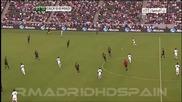 Real Madrid с 5-1 La Galaxy