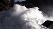 Източване на язовир Жребчево със 150 кубични метра в секунда