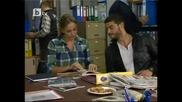 Опасни улици - Елиф избира мебелите им, а Синан си чете спорта - 242 епизод Btv