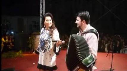 Dragana Mirkovic - Intervju - Reportaza (Koncerti  u Grguru i Aleksandrovcu) - (TvDmSat 2015)