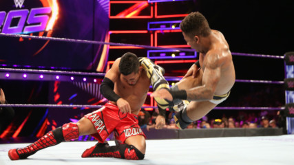 Акира Тозава срещу Лио Ръш: Разбиване: 14 август 2018