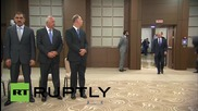 Russia: Putin meets with Saudi delegation to discuss Syrian conflict