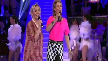 Vesna Zmijanac i Lepa Brena - Mix hitova