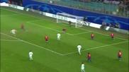 Цска Москва 0:2 Волфсбург ( шампионска лига ) ( 25.11.2015 )
