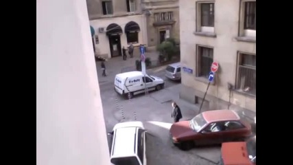 Паркиране в Центъра на София