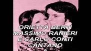 Orietta Berti e Massimo Ranieri