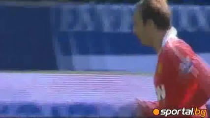 Димитър Бербатов - невероятни голове