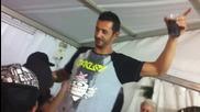 Cedric Gracia Pietermaritzburg World Cup 2011