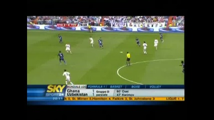 Реал Мадрид - Тенерифе 3:0