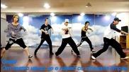 Shinee - Lucifer Dance Practice