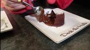 Лесна и бърза рецепта за шоколадови суфлета!