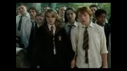 Hermione and Ron - High