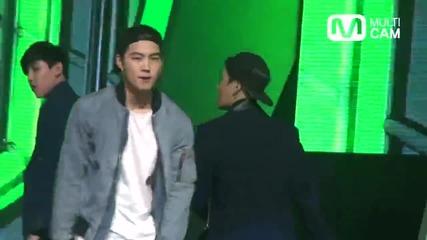[엠넷멀티캠] Got7 Bounce 잭슨 직캠 Jackson Fancam Mnet Mcountdown_150319