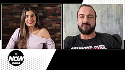 Drew McIntyre talks about John Abraham, Jinder Mahal, Indian Food & more: WWE Now India