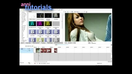 Sony Vegas Tutorial - 1 -