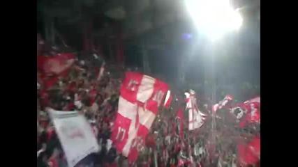 Olympiakos Ultras...gate 7