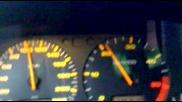Ускорение от 100 до 160км