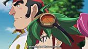 Yu - Gi - Oh Arc - V Episode 28 bg sub