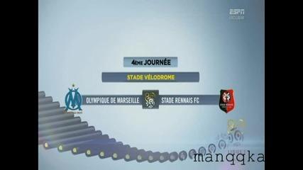 Olympique Marseille vs Stade Rennais Fc