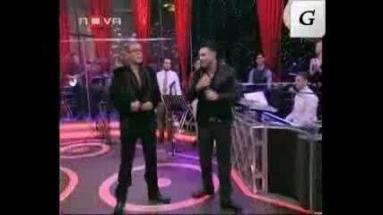 Азис и Тони Стораро - Да го правим тримата в Шоуто на Иван и Андрей 23 09 2010