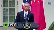 USA: Obama and Xi Jinping agree to halt state-sanctioned cyber crime