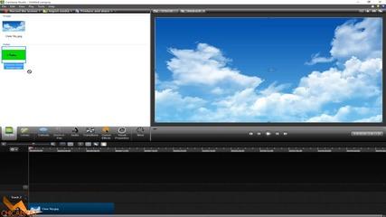 Работа със зелен екран в Camtasia Studio