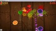 Fruit ninja - gameplay